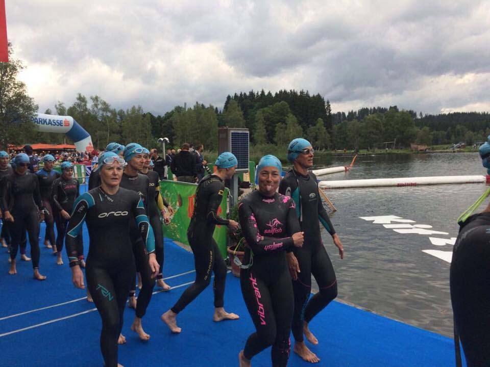 Heldin des EM Wochenendes in Kitzbühel: Katharina Przybilla 1
