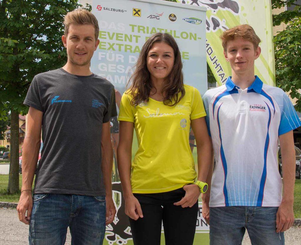 Radprofi Zoidl attackiert Radstreckenrekord bei Trumer Triathlon 1