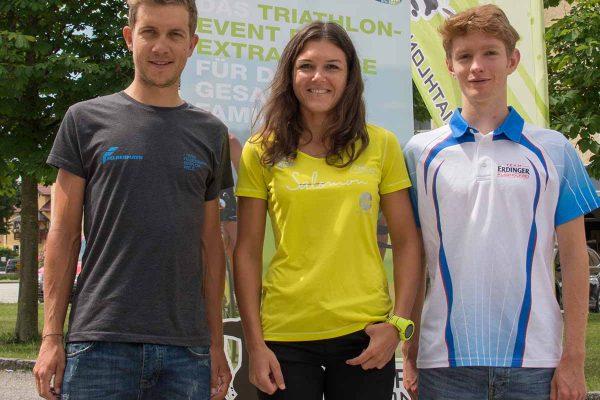 Radprofi Zoidl attackiert Radstreckenrekord bei Trumer Triathlon 5