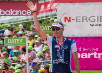 Timo Bracht bei seinem letzten großen Wettkampf vor seinem Karriereende | Bild TEAMCHALLENGE, Christoph Raithel
