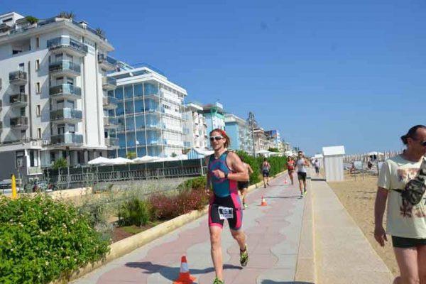 Anmeldung zum Jesolo Triathlon gestartet 2