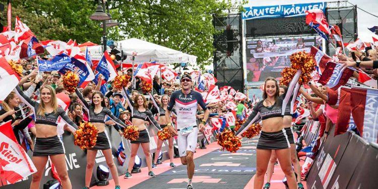 Frodeno mit Start-Ziel Sieg in Klagenfurt 1