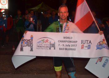 Brandenburger Vize-Weltmeister im Triple-Ultra-Triathlon 1