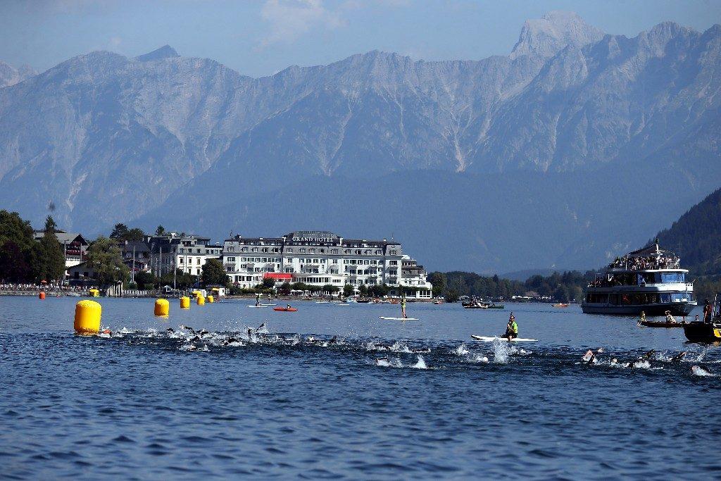Rekordstarterfeld bei IRONMAN 70.3 Zell am See-Kaprun 1