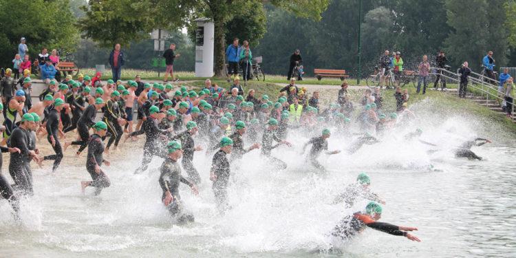 Die Wettkämpfe des Triathlon Cup 2019 1
