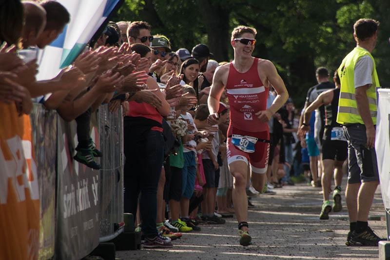 Van Vlerken und Pertl gewinnen Jannersee Triathlon 1
