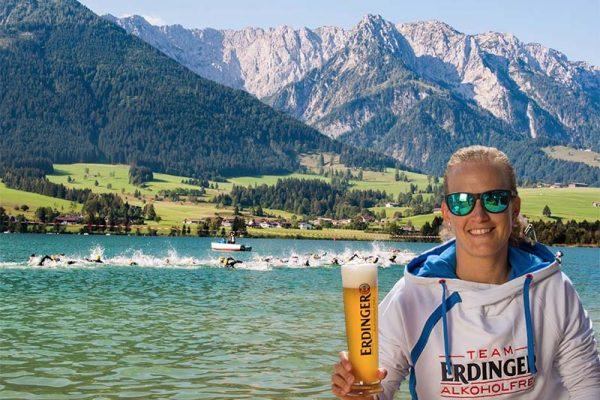 Gewinne einen Staffel-Laufplatz mit Julia Gajer bei der Challenge Walchsee 3
