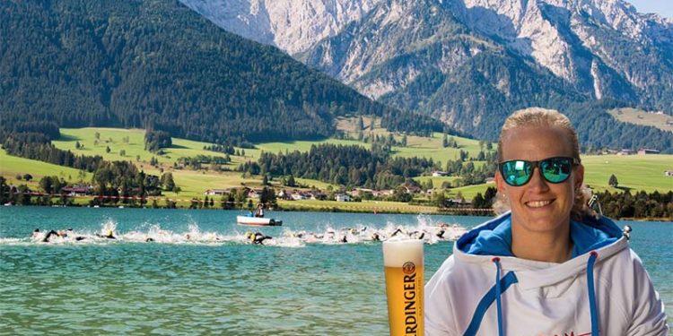 Gewinne einen Staffel-Laufplatz mit Julia Gajer bei der Challenge Walchsee 1