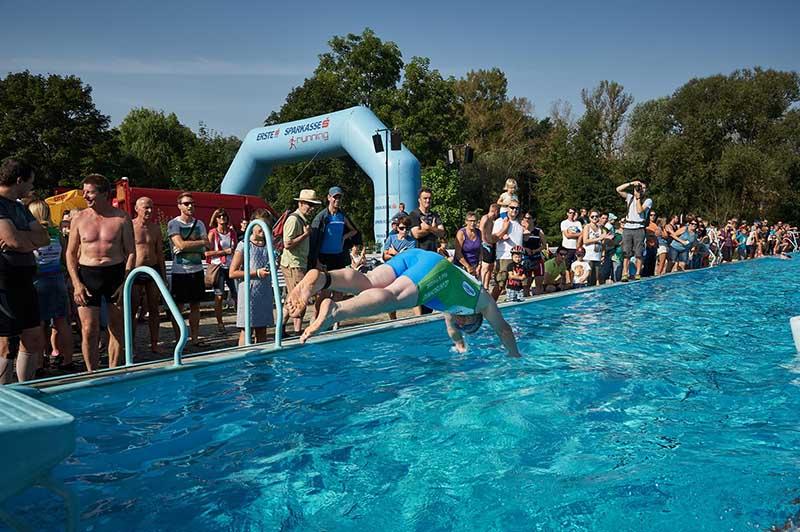 Zweite Auflage des Schönberg 1/8MAN Triathlon 1