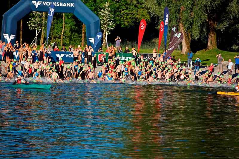 """Der Trans Vorarlberg Triathlon 2019 trägt """"Rot-Weiss-Rot"""" 1"""