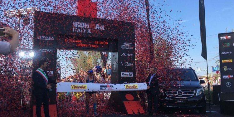 Lisi Gruber auf Rang vier beim IRONMAN Italy Emilia-Romagna 1