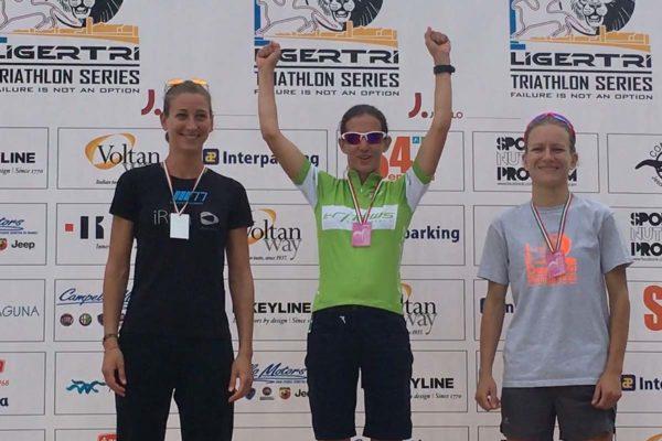 Sprint: Toller Saisonabschluss beim Jesolo Triathlon 1