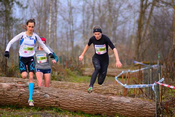Hauser und Illes qualizieren sich für Crosslauf Europameisterschaft 1