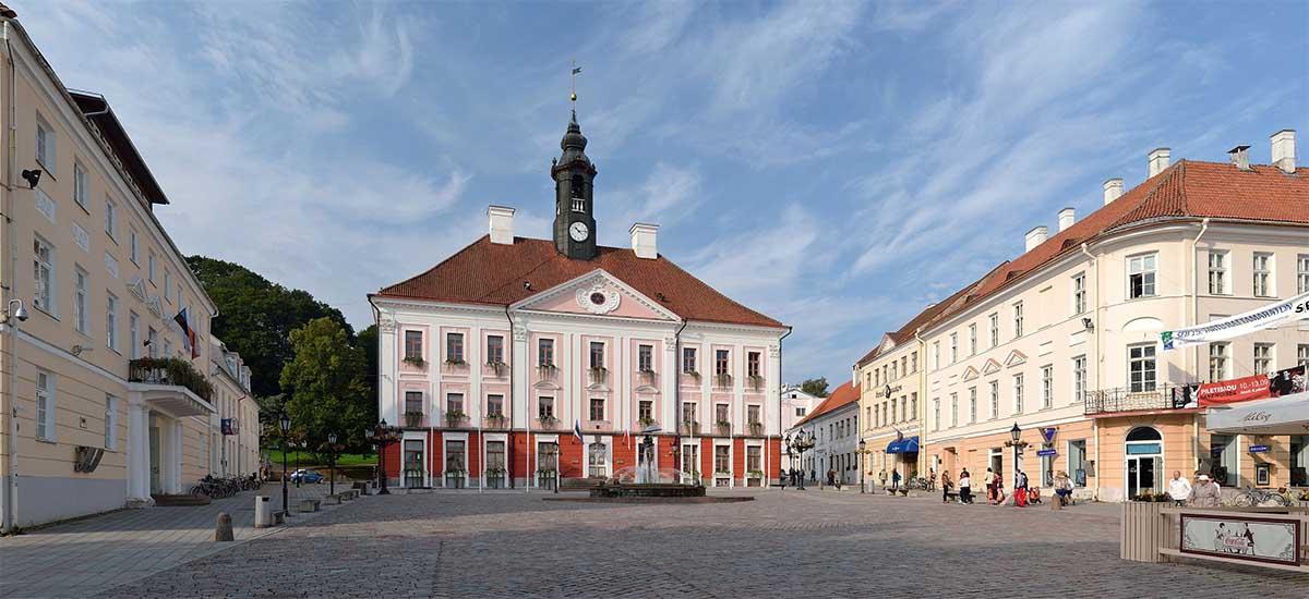 Wir fahren nach Tartu! Triathlon EM 2018 - wir kommen! 1