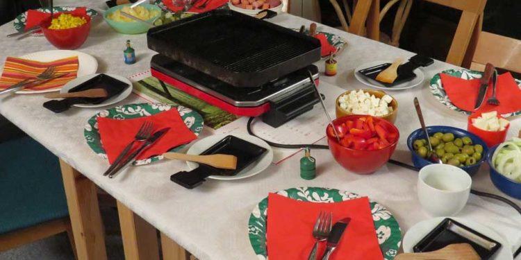 Das kommt Weihnachten auf den Tisch ... 1