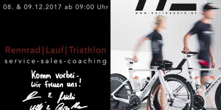 Herlbauer eröffnen Triathlonshop in Salzburg 1