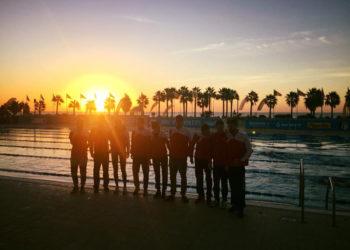 ÖTRV Athleten mit erstem Trainingscamp in Fuerteventura 4