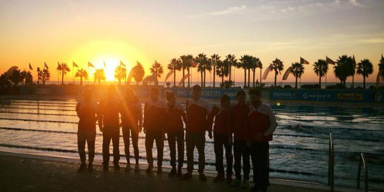 ÖTRV Athleten mit erstem Trainingscamp in Fuerteventura 1