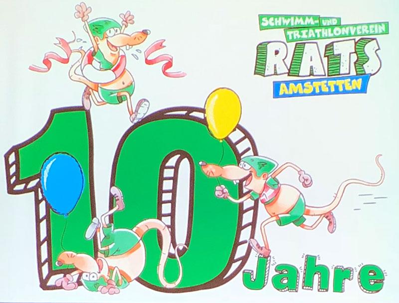 10 Jahre RATS Amstetten - Eine grün-weisse Erfolgsgeschichte 1