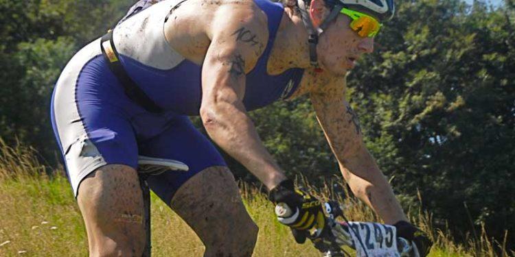 Ausflug von Sebastian Kienle auf das Mountainbike   Photo: XTERRA Germany