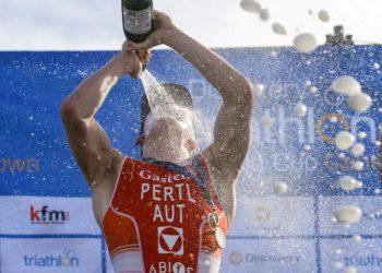 Lukas Pertl beim ITU World Cup 2018 in Cape Town | Foto: ITU