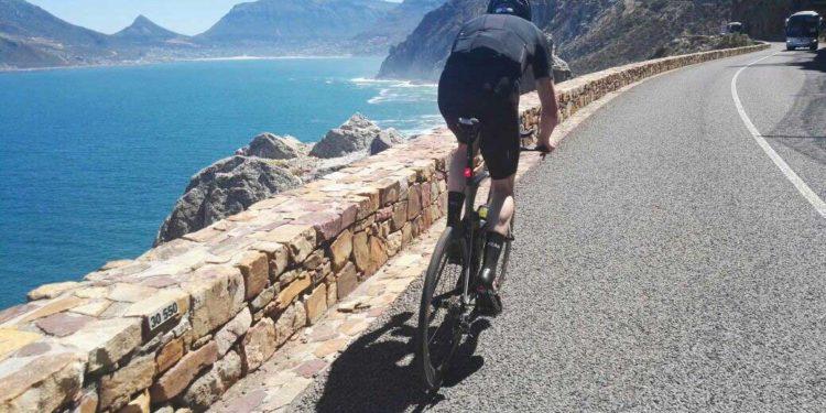 Elmar Sprink bereitet sich in Südafrika auf die neue Saison vor