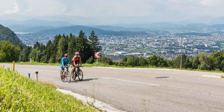 Die Berge locken die Athleten | Foto: Franz Gerdl