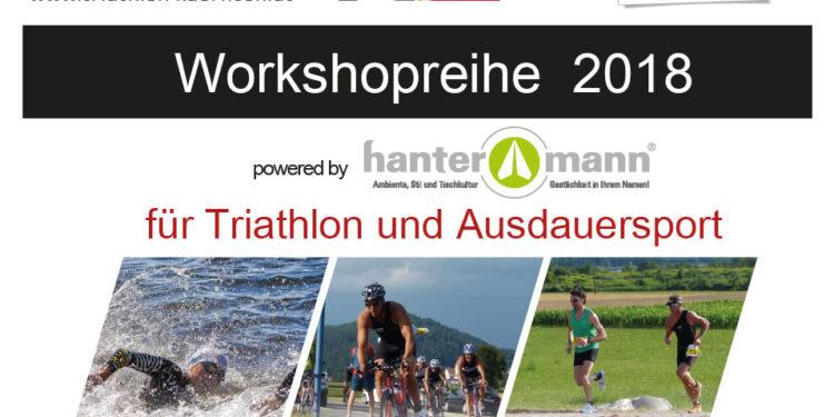 Fortsetzung der Kärntner Triathlon Workshop Reihe 1