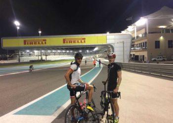 Lukas Hollaus und Lukas Pertl in Abu Dhabi 2018 | Foto: Abios Pro Squad