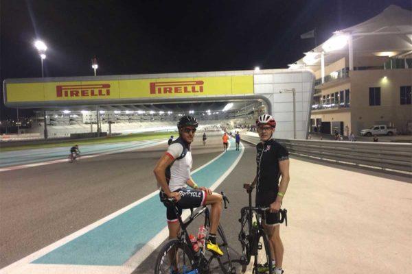World Triathlon Serie startet in Abu Dhabi 5