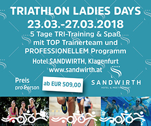 Hotel Sandwirth Ladies Camp