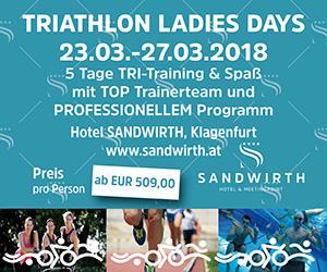 Hotel Sandwirth Ladies Camp