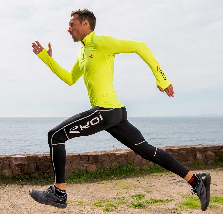 EKOI präsentiert Laufsportkollektion 2
