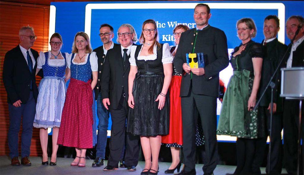 """Kitzbühel Triathlon """"Event des Jahres 2017"""" in Europa 1"""