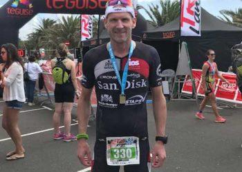 Elmar Sprink: Gelungener Triathlon Saisonstart 3