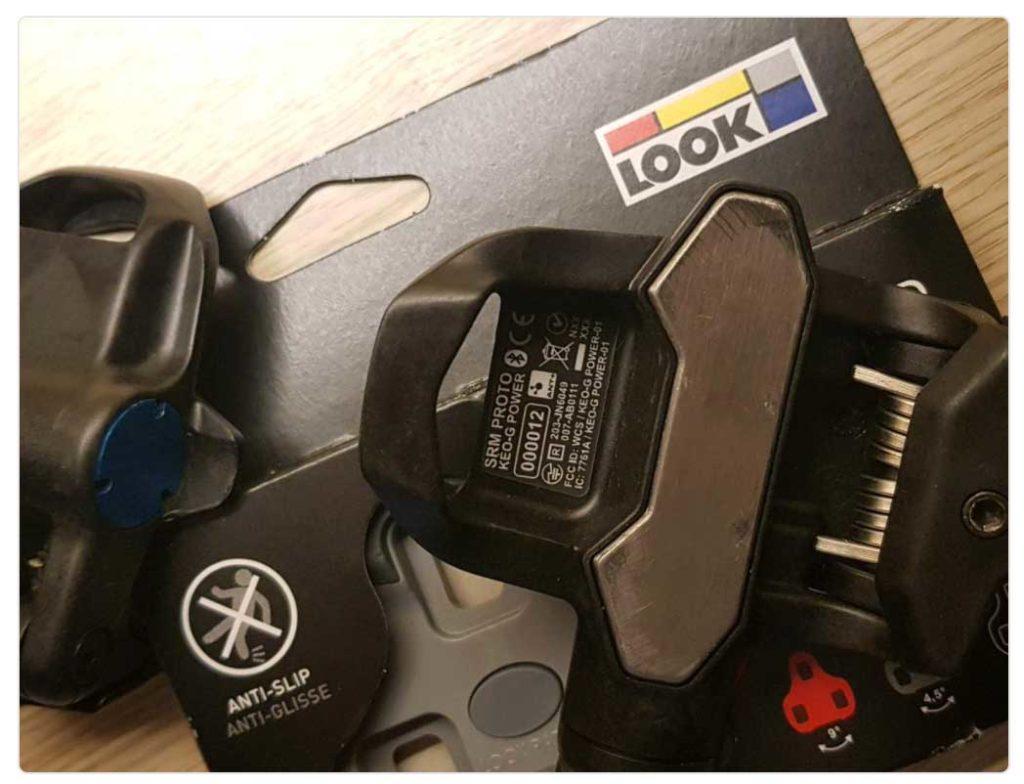 Arbeitet SRM an Pedalpowermetern? 1