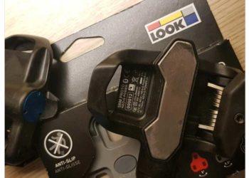 Sieht so das neue SRM Power Pedal aus? Foto: https://twitter.com/HansenAdam/status/977613045248688128