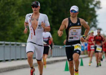 Premiere für Steinbrunner Triathlon 1