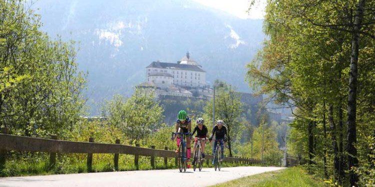 Traumhafte Kulisse beim Kufstein Triathlon