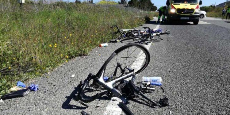 Schwerer Unfall auf der MA15 zwischen Arta und Capdepera | Foto: Biel Capo