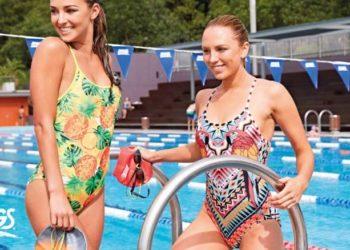Swim Loud! Die neuen Zoggs Badeanzüge für 2018