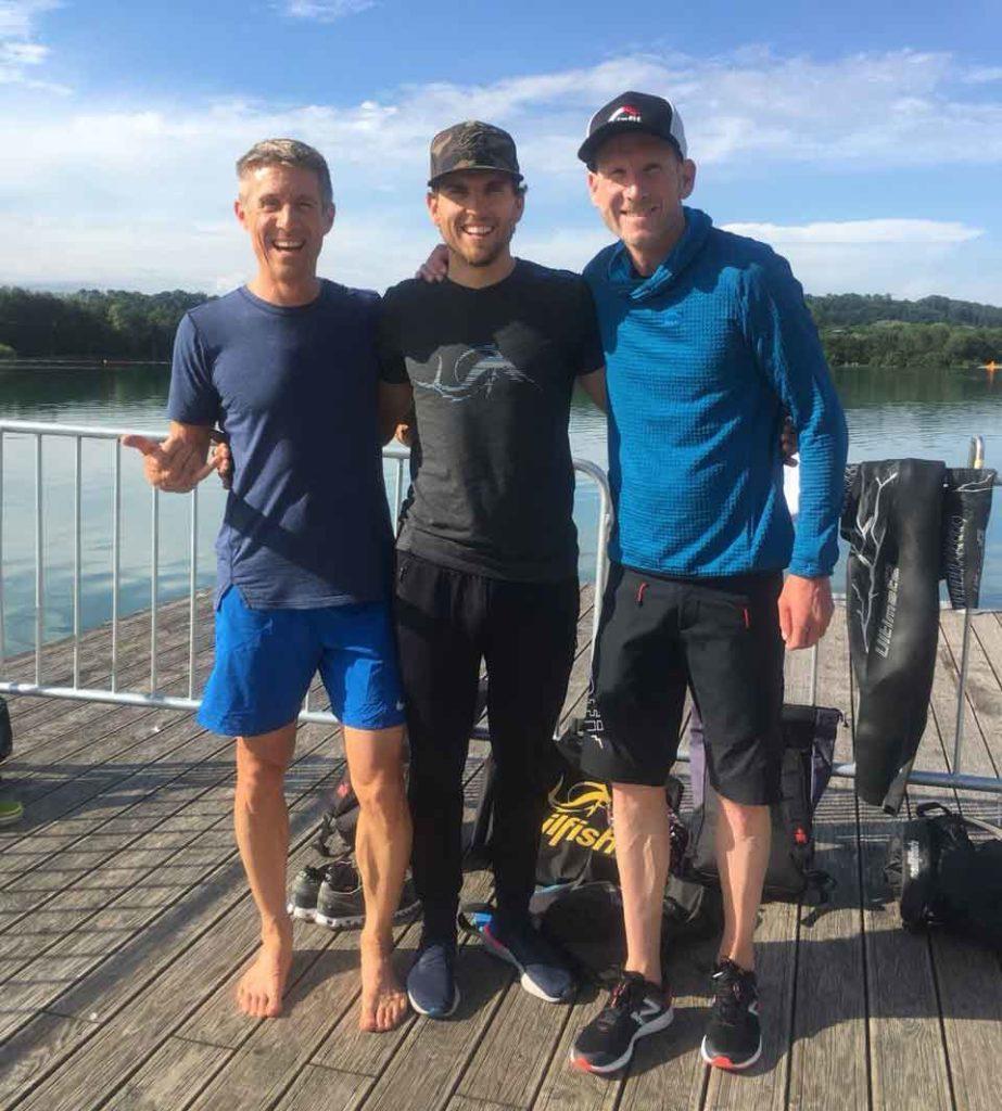 Elmar Sprink: Rennwoche Ironman 70.3 St. Pölten – Platz 7 und viele zufriedenen Gesichter 1