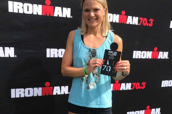 Michi Herlbauer beste Europäerin beim Ironman 70.3 St. George 5