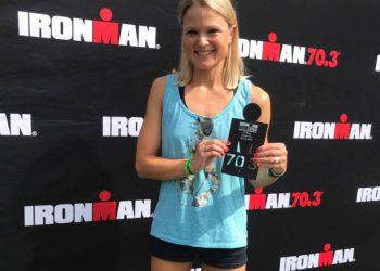 Michi Herlbauer beste Europäerin beim Ironman 70.3 St. George 2