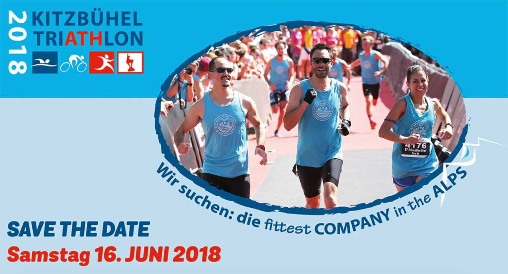"""Spare 10 Prozent und werde """"Fittest company in the alps"""" 1"""