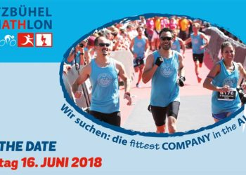 """Spare 10 Prozent und werde """"Fittest company in the alps"""" 2"""