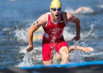 Knabl knapp an Top 15 bei World Triathlon Serie Yokohama 1