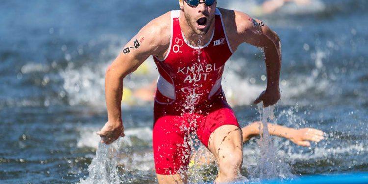 World Triathlon Serie Auftakt 2019 mit vier Österreichern 1