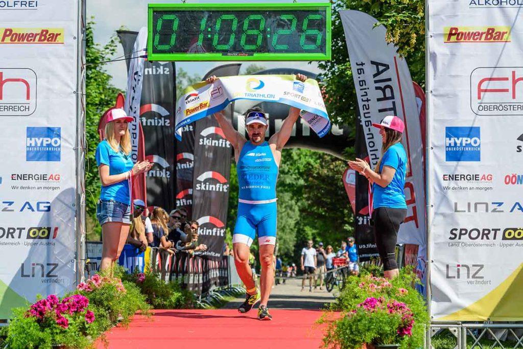 Linz Triathlon mit 1.300 Teilnehmern ausverkauft! 1