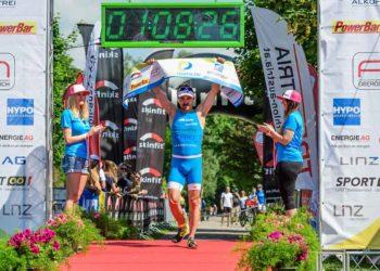 Gerald Will kennt das Gefühl des Siegens beim Linz Triathlon | Foto: Trirun